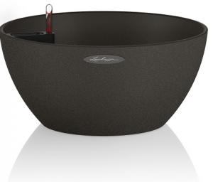 Pot Cubeto color 30 - Lechuza - Noir graphite