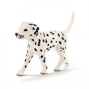 Figurine Dalmatien mâle - Schleich - 7.5 x 1.8 x 4.7 cm