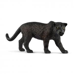 Figurine Panthère noire - Schleich - 11.6 x 3.2 x 5.1 cm