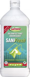 "Désinfectant odorisant ""SaniFresh"" 1 L - Saniterpen"