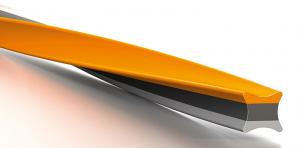 Rouleau de fil de coupe carbone CF3 Pro - STIHL - Ø 2,4 mm x 35 m