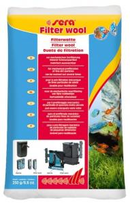 Ouate de filtration Filter wool - Sera - 250 gr