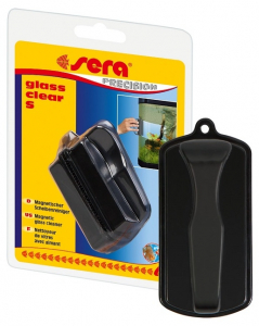 Nettoyeur de vitre avec aimant Glass clear - Sera - Taille S
