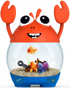 Aquarium Kid My Crab - Ciano - 7.5 L