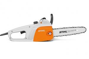 Tronçonneuse électrique MSE 141 C-Q - STIHL - Guide Rollo E Mini 30 cm