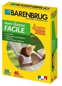 Gazon facile - Barenbrug - 1kg
