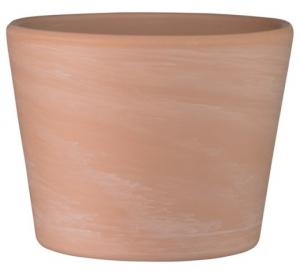 Cache pot Terre cuite - Hoticash - naturel - Ø 14 cm