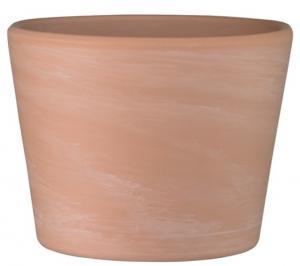 Cache pot Terre cuite - Horticash - naturel - Ø 10.5 cm