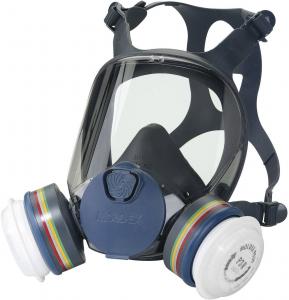 Masque complet série 9002 - Moldex - raccords de filtre EasyLock