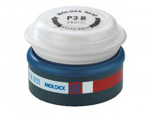 Filtres pré-assemblés a2p3 masque 70009000 - Moldex - x2