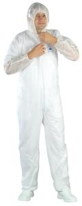 Combinaison SPP Brico jetable - Sacla - Taille XL - Blanc