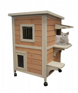 Maison pour chat Cat Home