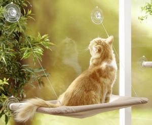 Hamac de fenêtre pour chats - Anka