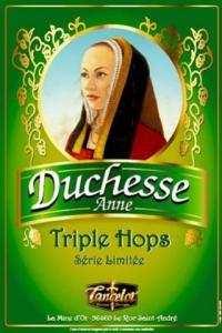 Bière blonde Duchesse Anne Triple Hops - Lancelot - 7,5° - 75 cl
