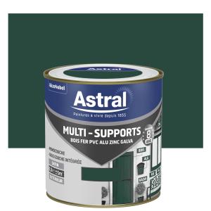 Peinture Multi supports - Astral - Extérieur - Satin - Vert Pays Basque - 0.5 L