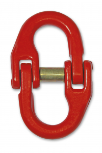 Maillon de jonction - Grade 80 - 5 300 Kg - Pour chaîne Ø 13 mm