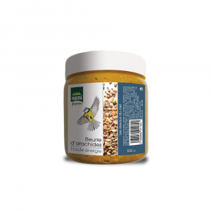 Beurre d'arachides haute énergie - Hami Form - 550 g