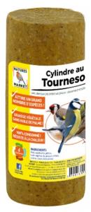 Cylindre Prêt à l'emploi aux tournesols pour oiseaux - Natures Market - 850 gr