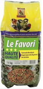 Mélange de graines Le Favori - Natures Market - 1.8 kg
