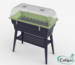 Jardinière Calipso - COMBI - 40L gristilleul