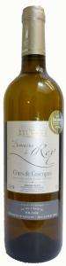 Vin IGP Côtes de Gascogne - Domaine de Rey - Blanc - 75 cl
