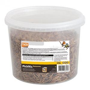 Vers de farine séchés Oiseaux PickNic FLAMINGO PET PRODUCTS - 540 g