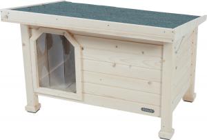 Niche en bois toit plat Large - Zolux
