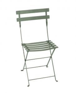 Chaise pliante Bistro - Fermob - Métal - Cactus