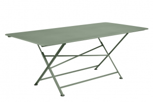 Table rectangle pliante Cargo - Fermob - 190 x 90 cm - Cactus