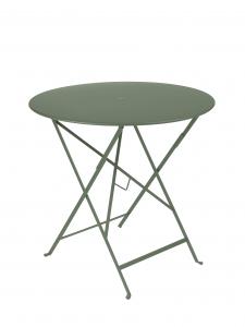 Table pliante Bistro - Fermob - Ø 77 cm - Cactus