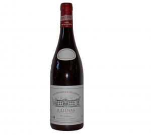 Vin rouge Beaujolais - Juliénas - Cave du château de chénas - 75 cl
