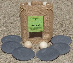 Jeu Breton Pallic - Poqkoat - 6 palets - 2 boulic