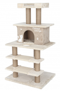 "Arbre à chat ""Chillout Lounge"" Beige"