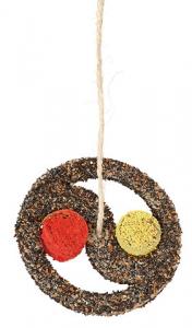 """Native Snacks """"Yin et Yang"""" Ø 15 cm pour oiseaux"""