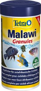 Tetra Malawi Granules 250 ml - Aliment complet pour cichlidés d'Afrique de l'Est