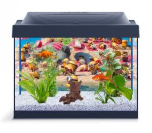 Aquarium eau froide Minions - 30 L - Tetra