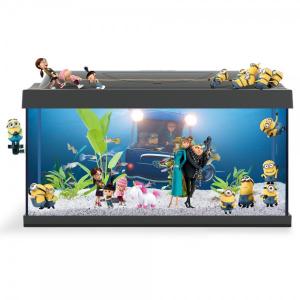 Aquarium eau froide Minions - 54 L - Tetra
