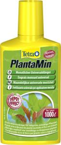Tetra PlantaMin 250 ml - Engrais mensuel universel pour plantes aquatiques