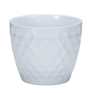 Cache-pot 832 - Deroma - Alaska - Ø 18 cm