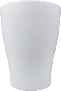Vase pour orchidée 608 - Deroma - Panna - Ø 17 cm