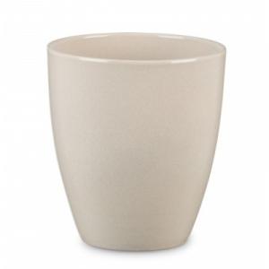 Vase orchidée 620 - Deroma - sésame - H 15 cm