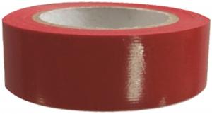 Ruban adhésif isolant - 10 m x 19 mm - Rouge