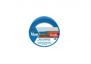 Masquage multi-surfaces Scotchblue - 3M - Bleu - 40 m x 48 mm
