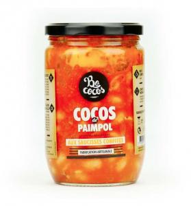Cocos de Paimpol AOP - Bococos - Aux saucisses confites - 600 g