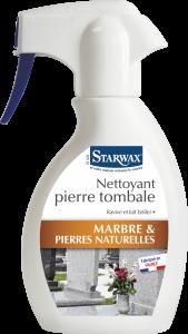 Nettoyant pour pierre tombale - Starwax - Pulvérisateur de 250 ml