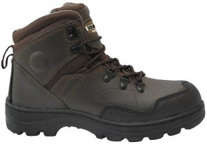 Chaussures hautes Farm - Solidur - Marron