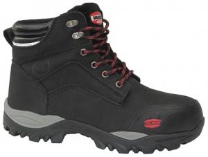 Chaussures hautes S3 Build - Solidur - Noir
