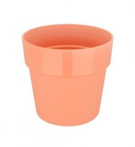 Pot B.for Original rond - Elho - Pêche - Ø 16 x 15 cm