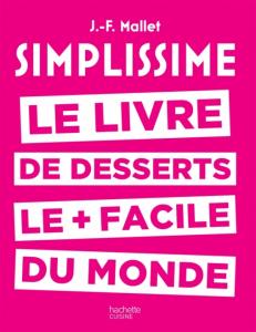 SIMPLISSIM DESSERT+FACIL MONDE