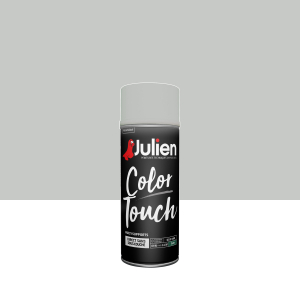 Aérosol Color Touch - Peintures Julien - Satin - Gris clair - 0.4 L